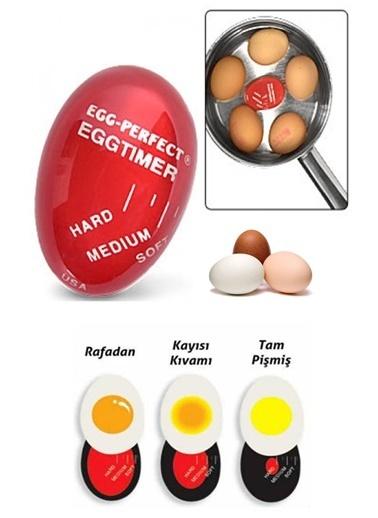 Practika Dublör Yumurta Zamanlayıcı Egg Timer Renkli
